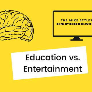 Log On With Purpose (Education vs Entertainment)