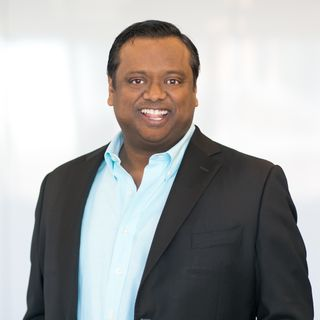 This week's guest, Babs Rangaiah, IBM's Media All Star