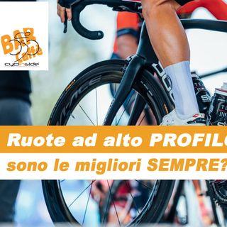 Bicicletta: sono sempre meglio le ruote ad alto profilo?