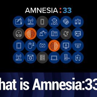 What is Amnesia:33? | TWiT Bits