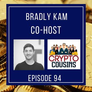 Todays Co-host Is Bradley Kam - Unstoppable Domains