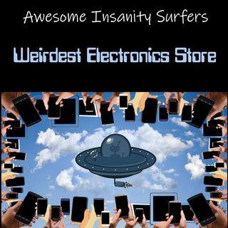 Weirdest Electronics Store