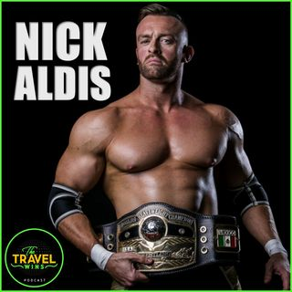 Nick Aldis wrestling for his Legacy and Family