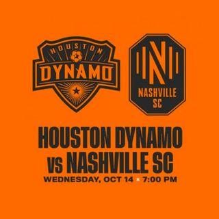 Houston Dynamo vs Nashville SC | 10.14.2020