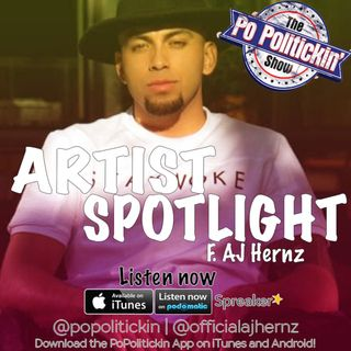 Artist Spotlight - AJ Hernz