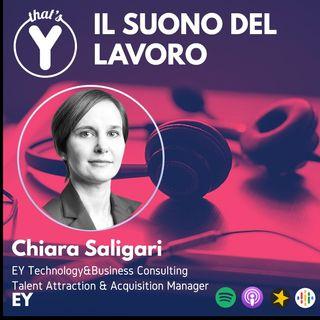 """""""Il Suono del Lavoro"""" con Chiara Saligari EY"""