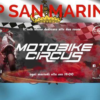 Motorbike Circus - Puntata 241 | La prima di Morbidelli a Misano - Ospiti Carlo Pernat e Giovanni Cuzari