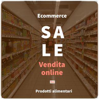 Evoluzione della vendita online dei prodotti alimentari