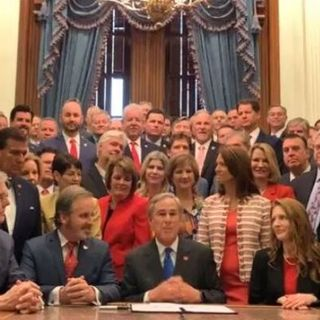 Texas Passes Draconian Abortion and Voter Suppression Laws
