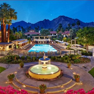 Indian Wells Tennis Resort & RX Pill Shooting again