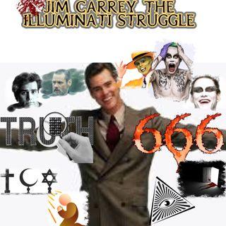 Jim Carrey -The Illu***iti Struggle-Audio Only