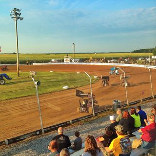 "Episode 8: Jason Flory, Wayne County Speedway ""The Ohio Sprint Speedweek Miracle"""