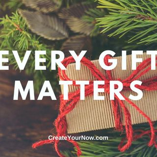 2174 Every Gift Matters