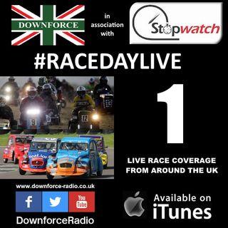 BTRDA Rallycross: Rd 1, Blyton Park PM