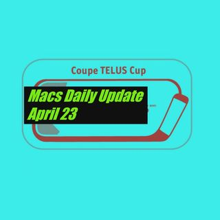 The @HfxMacs Daily Update - April 23
