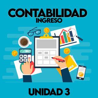 Unidad 3 Contabilidad - Ingreso