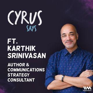 feat. Karthik Srinivasan
