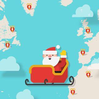 #sarnano Santa, tu es où?