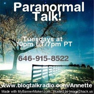 Paranormal Talk™ - FREE Tarot Readings!