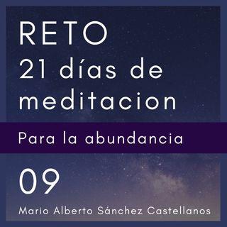 Día 10 del Reto de 21 Días de Meditación para la Abundancia