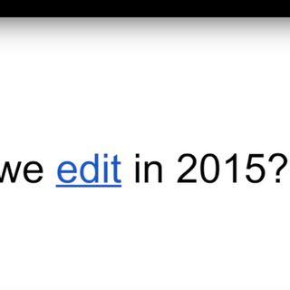 #mor Il 2015 su Wikipedia