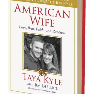 Taya Kyle American Wife Now In Paperback