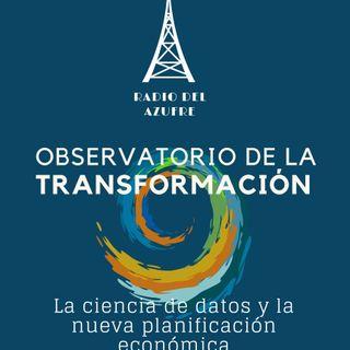 Observatorio de la Transformación con Alfredo Olguín