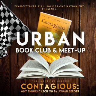 The Urban Book Club at Grassrootz Juice Bar - Phoenix
