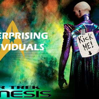 Season 5, Episode 18 Enterprising Individuals Live: Star Trek Nemesis 2020