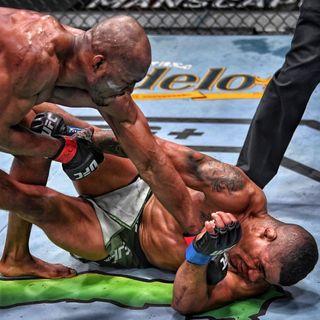 El Campeón Usman vs Burns / UFC 258