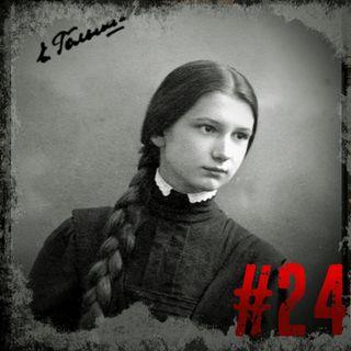 CO STAŁO SIĘ Z JANINĄ  I TAJEMNICA WSI ISADORE I ZAGADKI KRYMINALNE #24