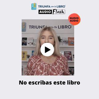 Audio Flash: No escribas este libro