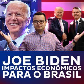 Quais os impactos econômicos de Joe Biden para o Brasil?
