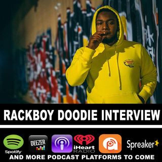 S01 E02 Rackboy Doodie Podcast Interview