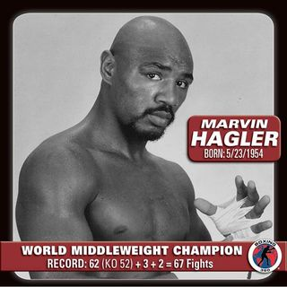 The Four Kings of Boxing: Chapter 2 - Marvin Hagler