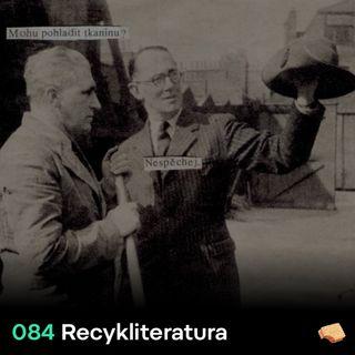 SNACK 084 Recykliteratura