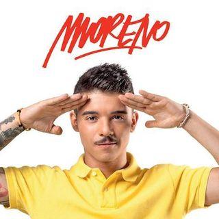 Un attimo con...Moreno