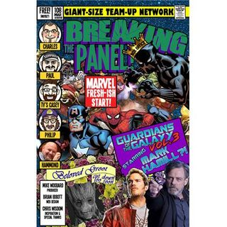 Breaking The Panel ep 108: Something Something Comic Books