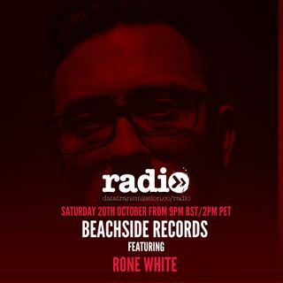 Beachside Records Radioshow Episode # 002 by Rone White