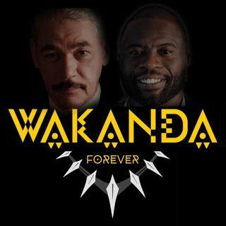 Wakanda Forever (Ghana: Black To The Future)