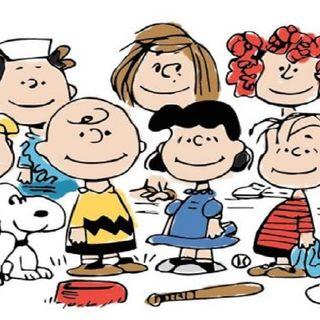 La storia e il successo dei Peanuts nel corso dei decenni