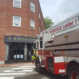 Fire Damages Harvard Square's Toscano Restaurant