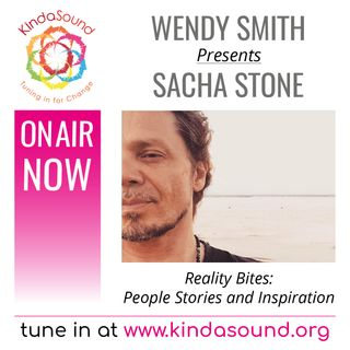 Sacha Stone: Lifting the Veil of the Unspoken (Reality Bites with Wendy Smith)