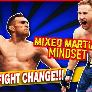Mixed Martial Mindset: Cancelled Again!