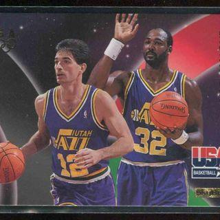 Buffa e Tranquillo - 1997 Nba Finals - Bulls Vs Jazz - Gara 3 - 1Q
