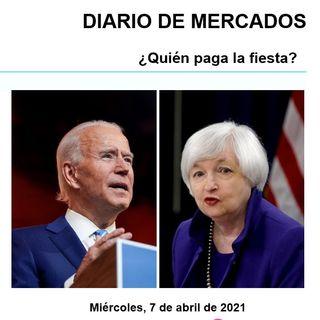 DIARIO DE MERCADOS Miércoles 7 Abril