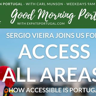 Ask 'The Doc' on Ask ANYTHING about Portugal Wednesday on Good Morning Portugal!
