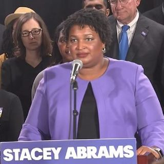 Stacey Abrams news Conference 16 November 2018