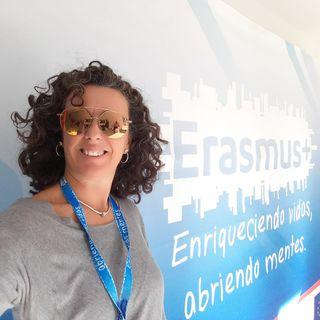 SEK Alborán Journal - Entrevista a Carmen Molina sobre Erasmus+