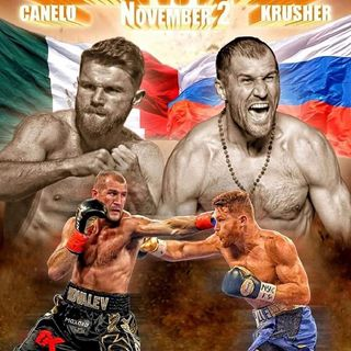 Preview Of Huge Dazn Card Featuring Saul Canelo Alvarez Vs Sergey Kovalev For Wbo Light-heavyweight Title